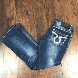 Big Star ✨ Liv Bootcut ✨ 26L Buckle Jeans